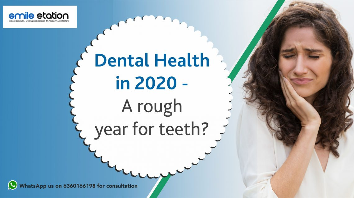 dental health 2020 problems