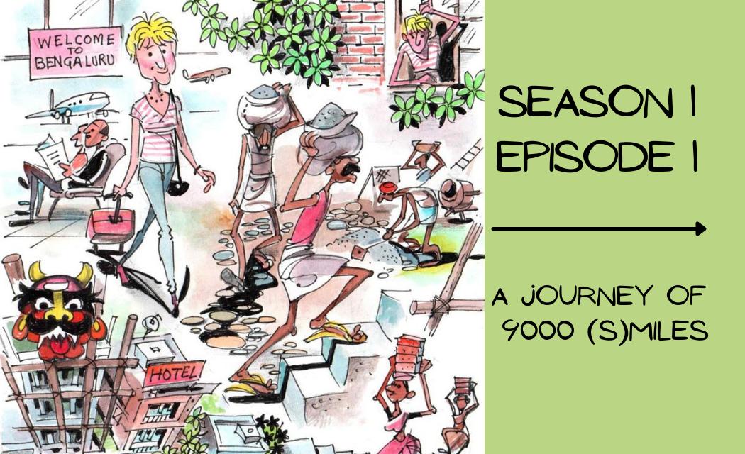 9000 miles - Season 1 Epi 1